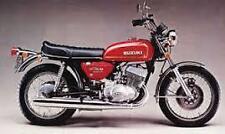 Suzuki gt500, gt500a. el trabajo de pintura Decal Set, restauración de clásica