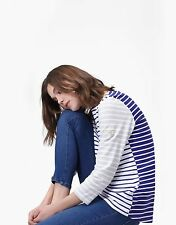 Women's Striped Jersey Tops & Shirts