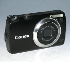 Canon PowerShot A3300 IS 16.0MP Digital Camera - Black  #5331