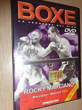 DVD BOXE LA LEGGENDA DEL RING ROCKY MARCIANO VS WALCOTT PHILADELPHIA 1952