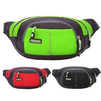 Man Waist Bag Pack Sport Backpack Purse Messenger Bags Casual Outdoor Travel New