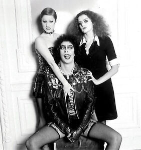 ROCKY HORROR PICTURE SHOW MOVIE POSTER a - VARIOUS SIZES & FRAMED OPTION