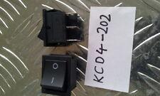 Rocker switch Wippschalter Schalter ETKCD4-202