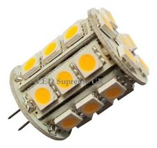 G4 27 SMD LED 12V (10-30V DC / 12-18V CA) 4.5 W 290Lm BIANCO LAMPADINA ~ 40W