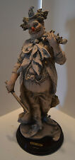 GIUSEPPE ARMANI Siena 1993 Clown Limited Edition Happy Fiddler  1005-T Signed