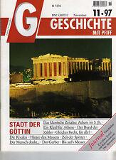 G Geschichte mit Pfiff 11/97 Das klassische Zeitalter ATHENS im 5. Jh.