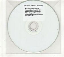 (GT780) Wayter, Cheese Sandwich - 2010 DJ CD