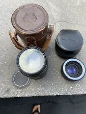 Vintage ASAHI Auto-Takumar 1:3.5/135mm Lens CAPS &more