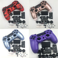 For Sony Playstation PS4 Slim PS4 Game Controller Housing Shell Case Buttons Kit