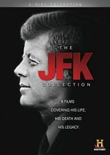 THE JFK COLLECTION DVD Set History Channel Jacqueline Joseph Ted john f kennedy