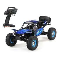 WLtoys 10428-C2 1/10 2.4G 4WD Rock Crawler Off-Road Buggy RC Car RTR US Stock