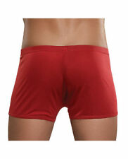 L Regular Size 100% Silk Boxer Brief Underwear for Men