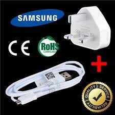1.5 M Micro USB Cargador Cable de plomo de teléfono Rápido + Enchufe de Pared Adaptador De Corriente Samsung