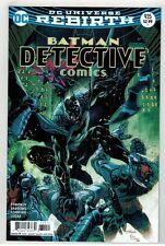 DETECTIVE COMICS #935 - EDDY BARROWS COVER - DC UNIVERSE REBIRTH - DC/2016