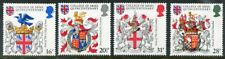 GREAT  BRITAIN  1040 - 1043  Beautiful  Mint  NEVER  Hinged  Set  UPTOWN