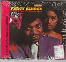 PERCY SLEDGE  - TAKE TIME TO KNOW HER - CD