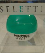 Seletti Pantone Universe Teal Blown Glass Christmas Tree Ornament New 15-5519