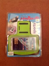 Green Samsung Galaxy Note 2 N7100 Sports Armband