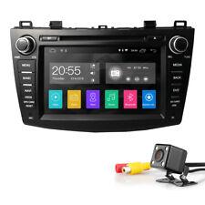 "For Mazda 3 10-13 Android 8.1 8"" Car Stereo Radio DVD Player GPS Navigation DAB+"