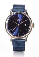 orologio LOCMAN 1960 watch 0255R02R-RRBLRGPB AUTOMATICO UOMO PELLE blu ORO ROSA