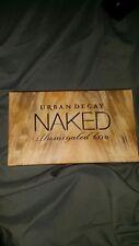 Urban Decay Naked Illuminated Trio Face & Body Powder