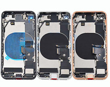 Replacement  Back Battery Door Cover & Mid Frame Housing Assembly For iPhone 8