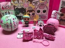 L.O.L. Surprise Dolls  ~ SET ~  KICKS & LIL KICKS ~ SEALED! ~ Retired ⚽️ 🥅