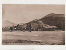 Luss Loch Lomond 1913 Postcard 175b