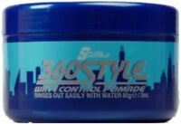 Luster's S-Curl 360 Style, Wave Control Pomade 3 oz (Pack of 3)