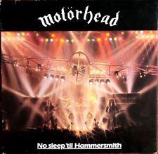 Motorhead - No sleep 'til Hammersmith - Vinyl LP 33T