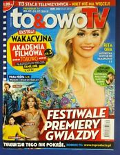RITA ORA mag.COVER 2015 PL Marvel,Edward Norton,Beyonce,Seth Rogen,Harry Potter