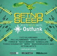 FRITZ KALKBRENNER/NERVO/ROSENSTOLZ/+ - GET NO SLEEP-OSTFUNK BERLIN  2 CD  NEU