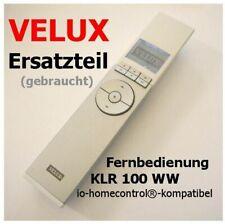 Velux Fernbedienung KLR 100 WW Integra Io-homecontrol  GGL/ GGU Integra,  #330