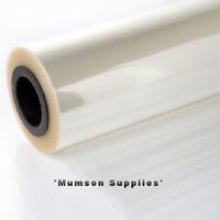 Biodegradable Compostable Cellophane Food Grade Safe 1m up to 25m (80cm) wide.