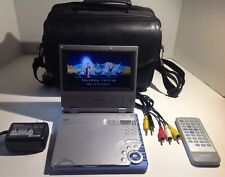"Panasonic Dvd-Lv60 Portable Dvd Player (5.8"") complete and pristine!"