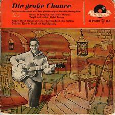 """7"""" Freddy – EP: Die große Chance // Germany 1958"""