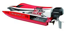 RC Rennboot Speedboot F1 Mad Shark V2 2,4 GHz 60km/h 43cm 2,4 GHz NEU