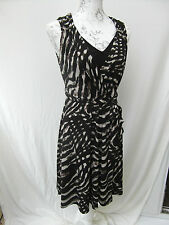 Wallis Animal Print Petite Sleeveless Dresses for Women