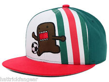 BIG TENT ENTERTAINMENT DOMO MEXICO SOCCER FLATBILL SNAPBACK  CAP/HAT - OSFM