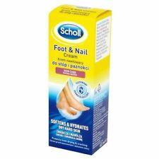 Scholl Foot & Nail Dry Hard Skin Cream Skin Care 60ml