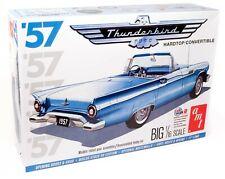 1:16 AMT 1957 Ford Thunderbird Hardtop/Convertible *PLASTIC MODEL KIT* MISB!