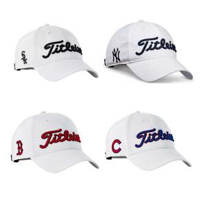 NEW Titleist 2019 MLB Golf Hat Cap Adjustable Snapback OSFM - Choose Favorite