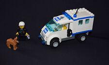 Lego city l'unité de police set 7285 complet boite personnage notice