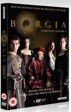 Borgia : Season 1 - Box Set (4 Discs) - John Doman, Isolda Dychauk - New DVD