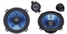 "Pioneer TS-H1303 13cm 5.25"" Car Component speakers 130w Custom Fit"