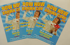 MRS BROWN'S BOYS HOW NOW MRS BROWN COW FLYERS X 2