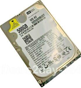 Western Digital WD5000BUDT 500 GB  SATA 3Gb/s 5400RPM Drive for Laptop PS4 XBOX