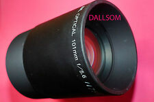 JML 101mm F5.6 HAZARD ARMOUR HERMETIC FUMES REACTOR ROBUST COLD HEAT AERO Lens