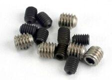 Traxxas 1548 Set (grub) screws, 3x4mm (8)/ 4x4mm (stainless) (4)