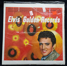"ELVIS PRESLEY LP ""ELVIS' GOLDEN RECORDS"" 50th ANNIVERSARY REMASTER MONO LIKE NEW"